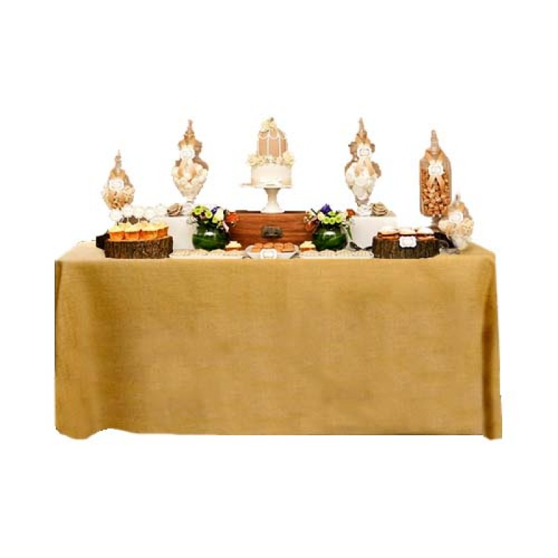 Online tablecloths 30w x 72l x 36h burlap boutique for 10 minute table runner 30 minute tote bag
