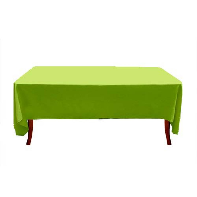 Awesome ... Lime Green Rectangle Havana Tablecloth ...