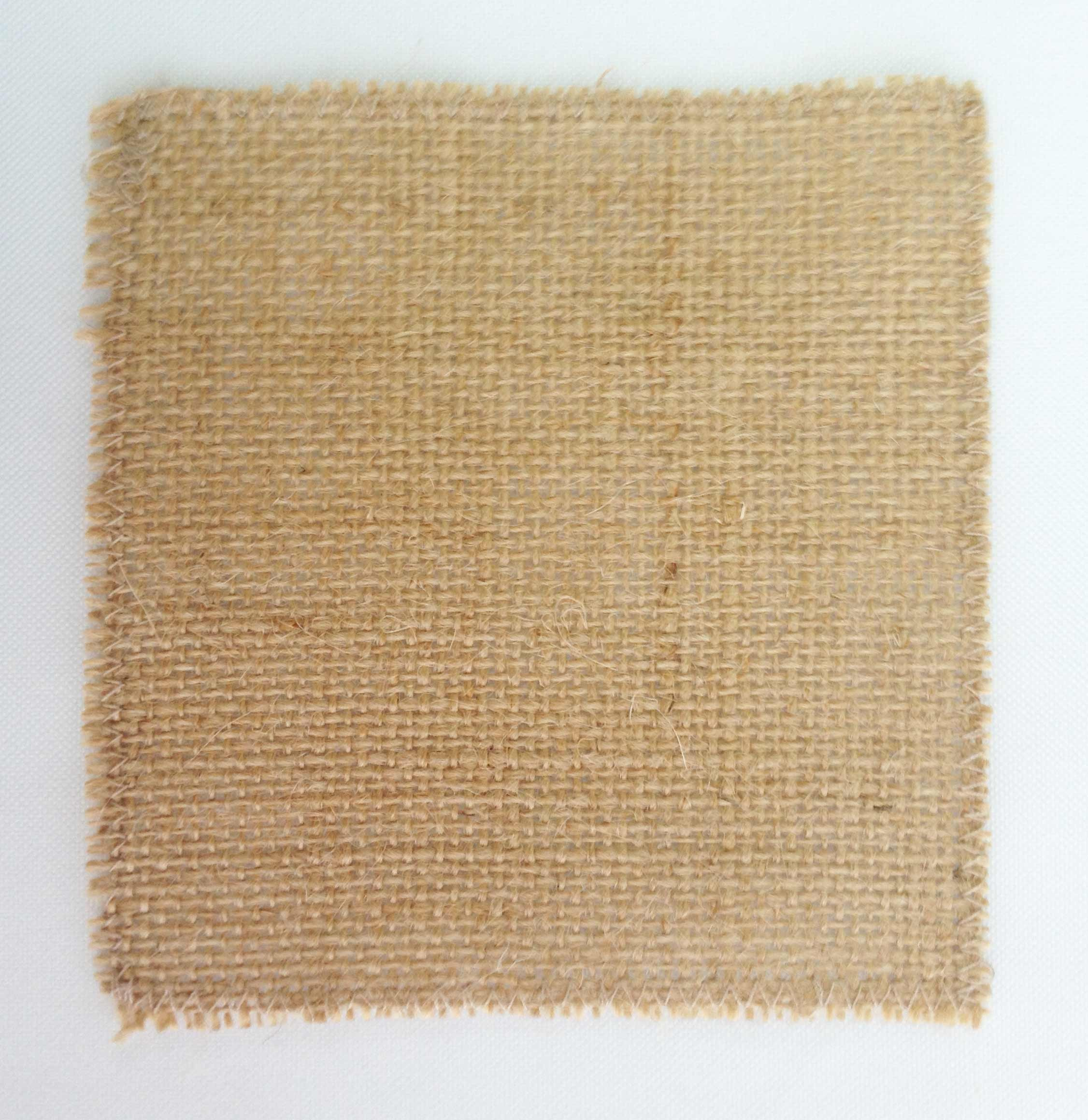 Burlap Coasters 5 X 5 With Finished Edges
