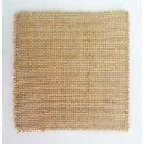 Burlap Napkins and Coasters 5 x 5