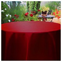 "72"" Round Duchess Tablecloth"