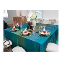 """108"""" x 108"""" Square Majestic Reversible Tablecloth"""