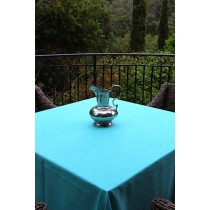 """84"""" x 84"""" Square Majestic Reversible Tablecloth"""