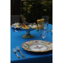 """54"""" x 54"""" Square Majestic Reversible Tablecloth"""