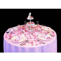 """90"""" Round Majestic Reversible Tablecloth"""