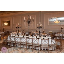 spun poly table cloth