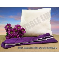 Pillow insert and case