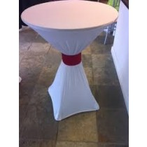 "36"" x 42"" Spandex Cover Table With Legs"