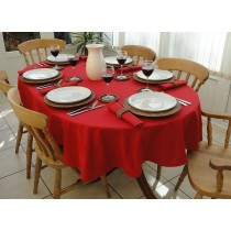 restaurant tablecloth