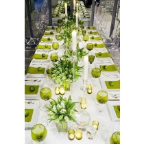 Wedding Reception Table Cloth