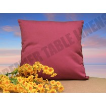 Polyester Cotton Twill Plumberry Pillow