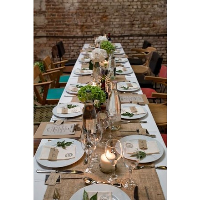 Browse for burlap table runners 18 x 114 low priced for 10 minute table runner 30 minute tote bag