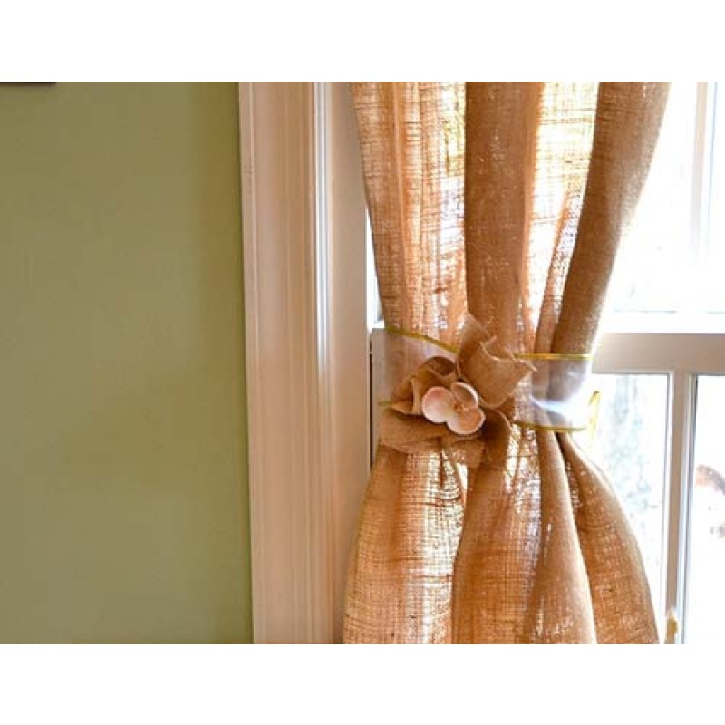 Browse For Burlap Jute Drapes 84 X 60 Inch Sale Pricing