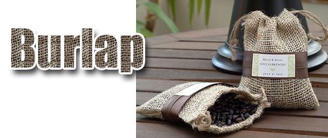 burlap care instructions