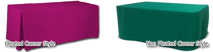 Fitted Tablecloths For Rectangular Tables - Premium Polyester