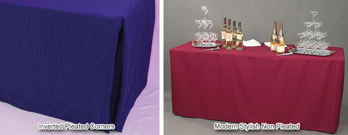 Havana Collection Fitted Tablecloths