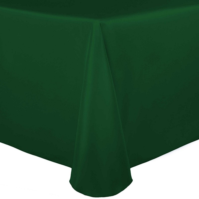 108 X 156 Inch Oval Duchess Tablecloth