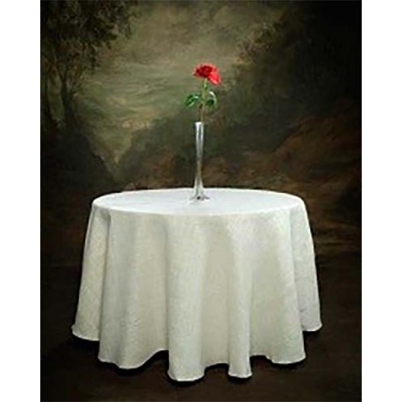 Wonderful ... Natural Burlap Tablecloth 108 X 132 Display