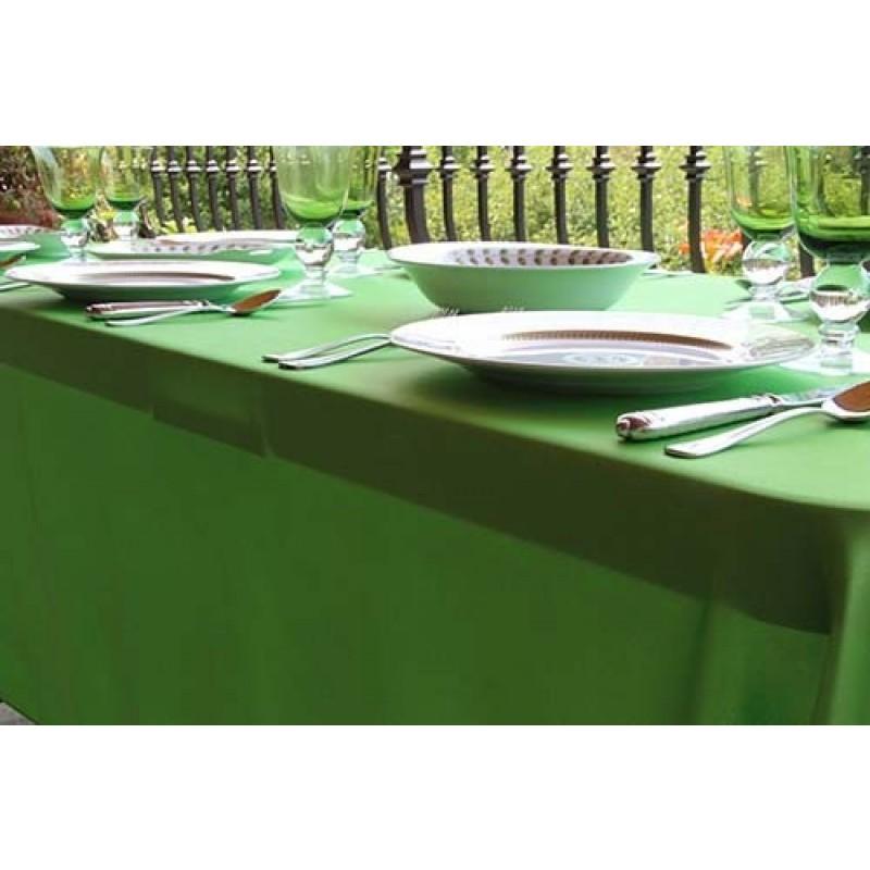 ... Shinny Tablecloth ...