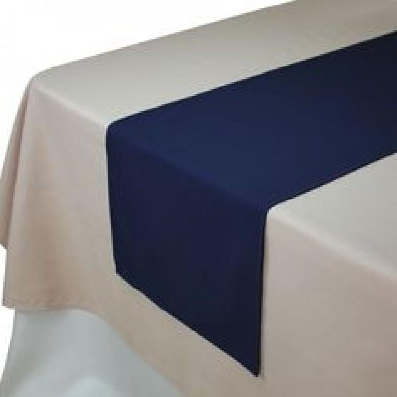 ... Navy Blue Table Runner