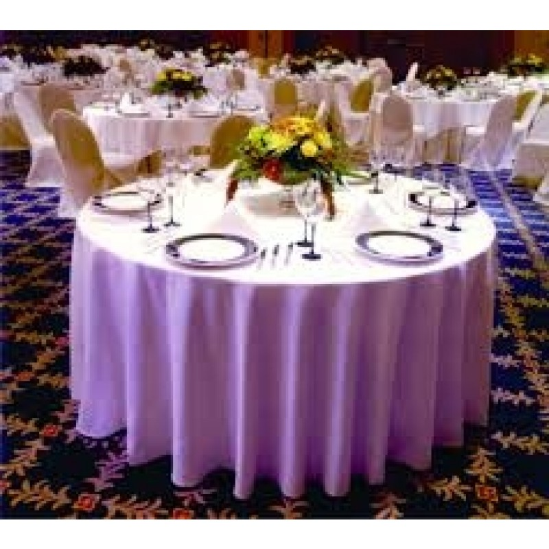 ... 60 Round Table Cloth ...