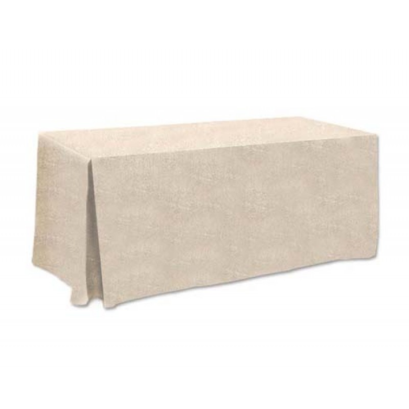 24 X 96 X 29 Fitted Tablecloth Burlap Event Linens