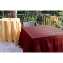 """120""""x120"""" Kenya Damask Tablecloth"""
