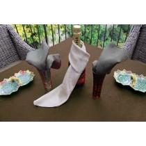 """60""""x60"""" Kenya Damask Tablecloth"""
