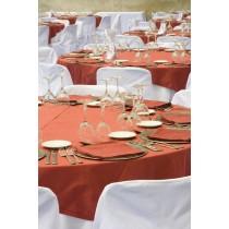 90 Premier Poly Cotton Tablecloth
