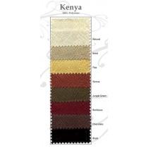 Kenya damask color swatch card