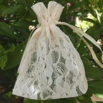Lace Bag 3 x 4
