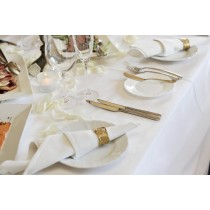 60 X 144 Premier Poly Cotton Tablecloth