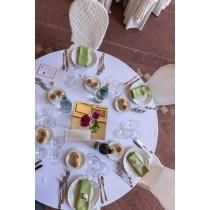 114 Premier Poly Cotton Tablecloth