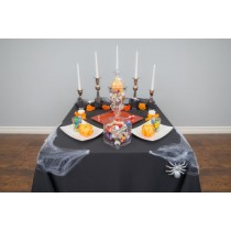 "60"" x 120"" Rectangular Polyester Tablecloth"