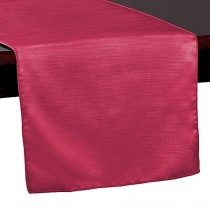 "13"" x 108"" Majestic Dupioni Table Runner"