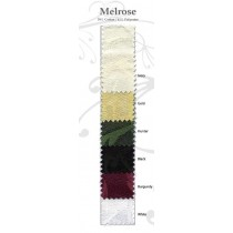 color swatch for melrose damask linens