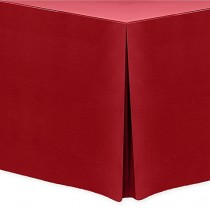 """Fitted Tablecloths 30"""" x 72"""" x 29"""""""