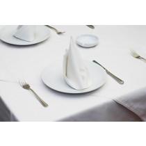90 X 90 Premier Poly Cotton Tablecloth