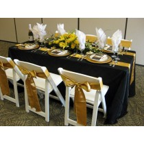 spun poly tablecloths