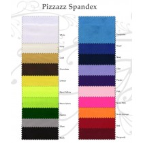 Spandex Swatch Card & Sample