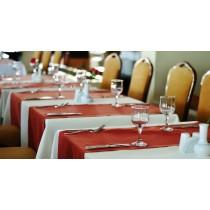 120 X 120 Premier Poly Cotton Tablecloth