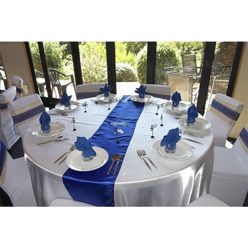 Satin Royal Table Runner