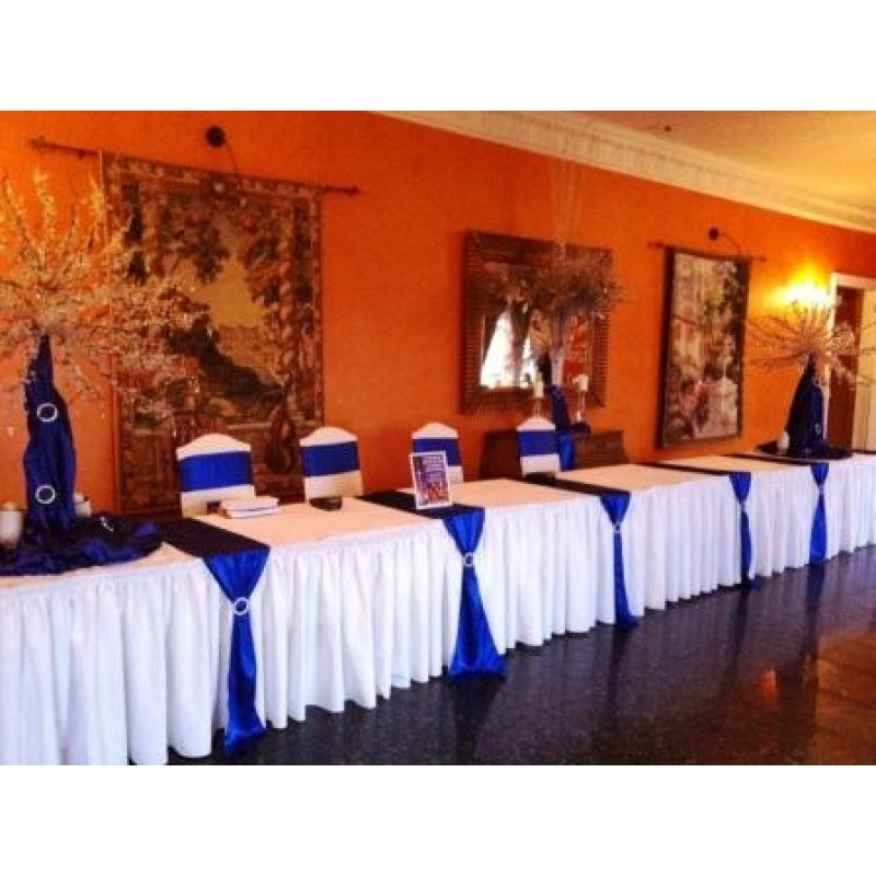 Royal Satin Table Runners