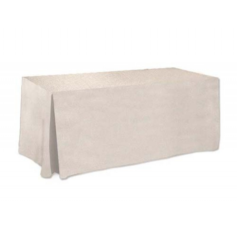 Havana Faux Burlap Fitted  cover