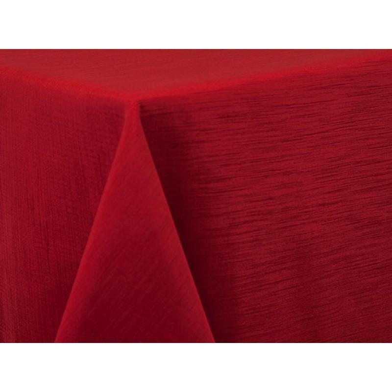 90 X 132 Inch Rectangular Majestic Dupioni Tablecloth
