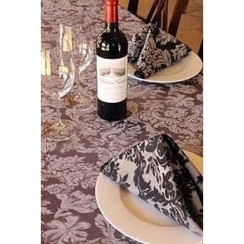 "70""x126"" Damask Tablecloth"