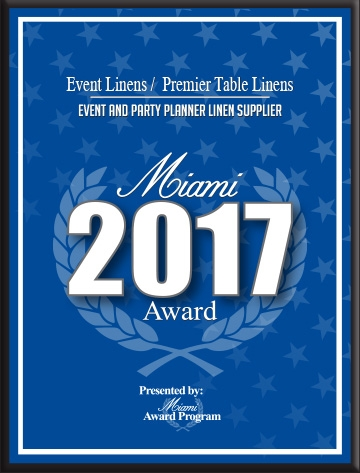 2017 Miami Best Manufacturer Award