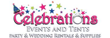Celebrations Events and Tents | Party & Wedding Rentals & Supplies
